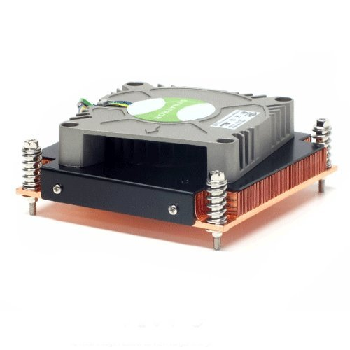 Dynatron G199 1U Active Blower CPU Cooler for Intel Socket 1
