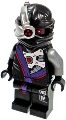 LEGO Ninjago LOOSE Mini Figure Nindroid Warrior