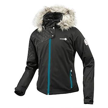 Ski Degre Fedaia Veste De 14 Ans Noir Degre7 Fille Amazon 7 gqStwOqU