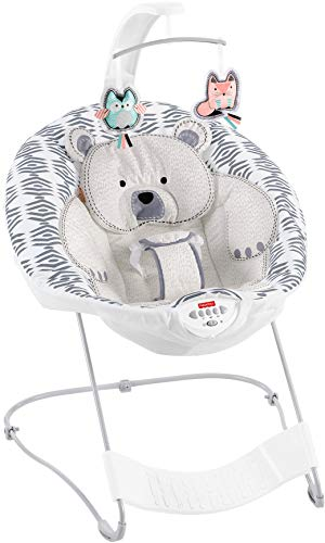 Fisher-Price Deluxe Bouncer: See & Soothe