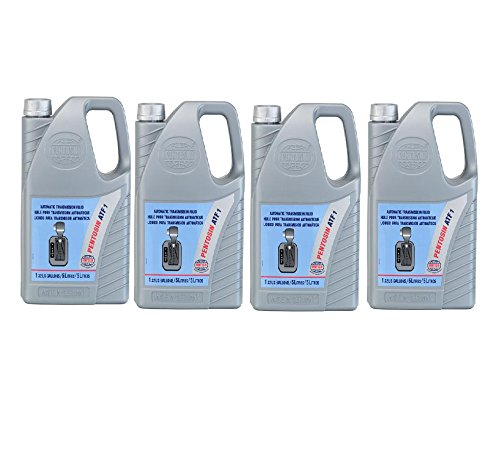 Set of 4 Auto Trans Fluid Pentosin ATF 1- 5 Liter 1058206 by Pentosin