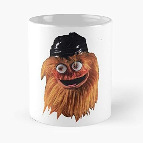 Gritty Philadelphia Hockey Flyers - Coffee Mug 11 Oz Funny Gift