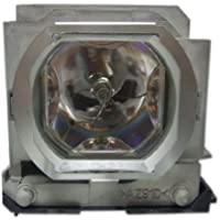 Mitsubishi Replacement Lamp with Housing and Original Bulb for HC4900; HC5000; HC5000