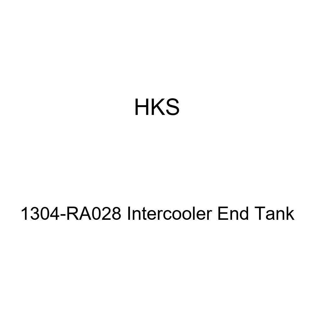 HKS 1304-RA028 Intercooler End Tank