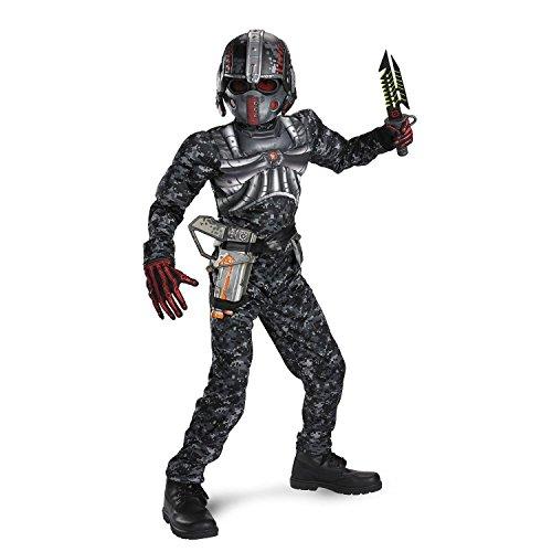 Recon Commando Costumes (Recon Commando Classic Muscle Costume - Large)