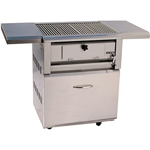 Luxor Charcoal Grills 30 Inch Charcoal Grill On Cart - Open Top Aht-30-char-f-ot
