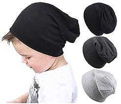 Qandsweat Baby Boy's Hat Kids Cool Knit ...