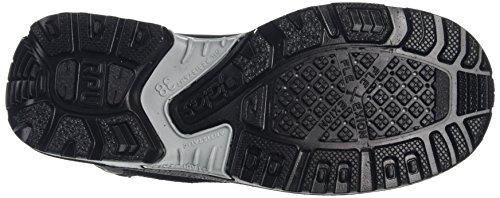 Jalas Zenit - Calzado de protección de Piel para hombre black/grey/red