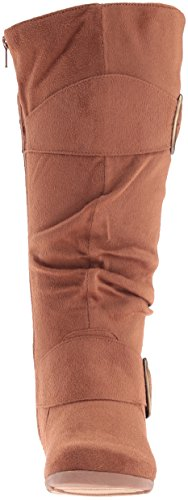 Brinley Co Women's Hilton-wc Slouch Boot Camel WCh3grZNF5