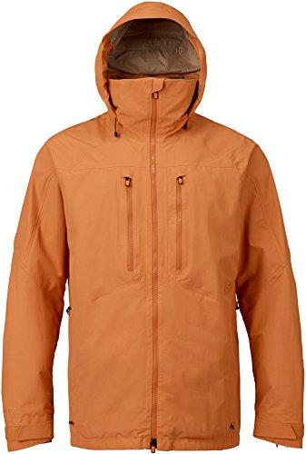 Burton Men's AK 2L Swash Jacket, Golden Oak, X-Large