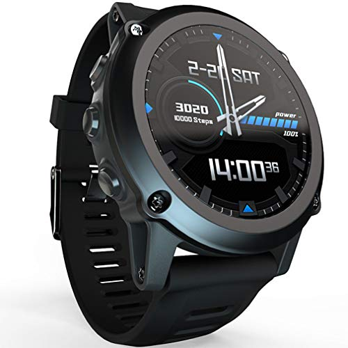 Smart Watch, Multiple Sports Tracking Heart Rate Monitor, Color Screen Smart Band IP67 Waterproof Smart Watches…