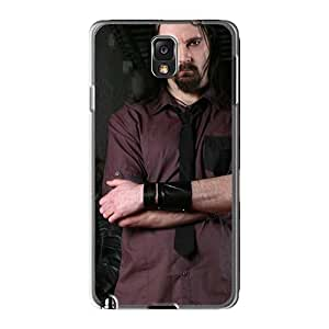 Anti-Scratch Hard Cell-phone Case For Samsung Galaxy Note3 With Allow Personal Design Beautiful My Dying Bride Band Series InesWeldon