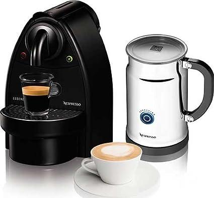 amazon com essenza manual espresso machine with aeroccino plus milk rh amazon com Latte Machine Nespresso Nespresso Coffee Machine Manual