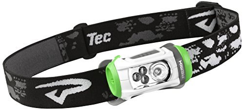 Princeton Tec Remix LED Headlamp (150 Lumens, White/Green)