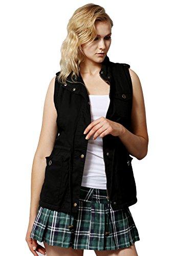 NE PEOPLE Womens Military Anorak Jacket in Various Styles by NE PEOPLE (Image #1)
