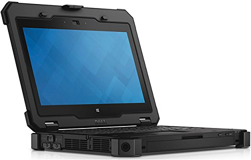 Dell Latitude Rugged 7214 HD 2 in 1 Laptop Notebook Touch Screen Convertible Tablet (Intel Core i5-6300U, 16GB Ram, 256GB Solid State SSD, HDMI, Camera, WiFi) Win 10 Pro (Renewed)