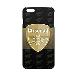 2015 Ultra Thin gunner arsenal 3D Phone Case for iPhone 6 Plus