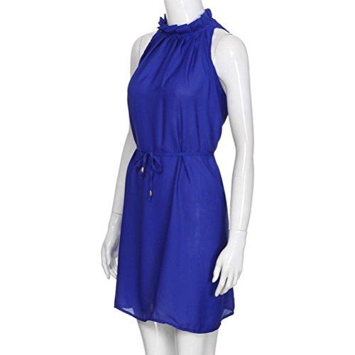 vestito sera senza donna da Party L maniche donne estate casual TAOtTAO Beach vestito TxZzqE6Z