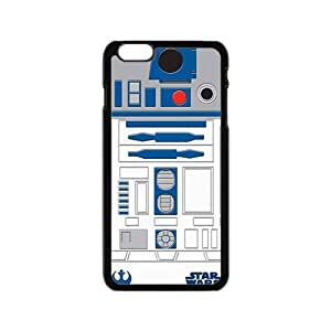 Star Wars the Clone Wars Pattern Plastic Case For Iphone 6