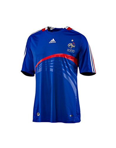 ADIDAS Youth France Home Jersey 07-09 (XL)
