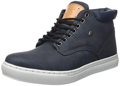 Blau Herren Sneaker Hohe Navy Wood Knights British PvgfCP