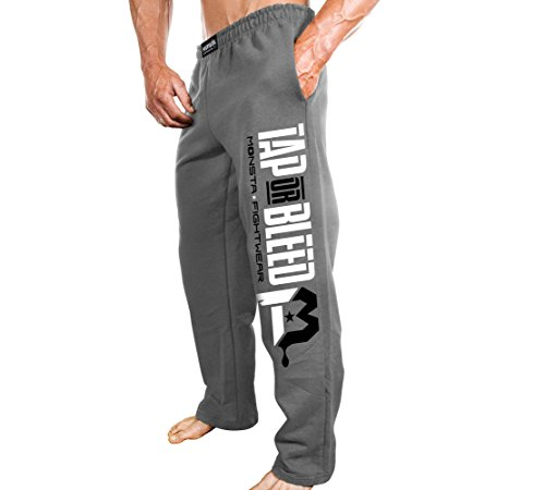 Clothing Gasp Jersey Training Pant - 1