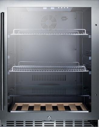 Refrigerator Commercial Summit Automatic - Summit SCR2466 24
