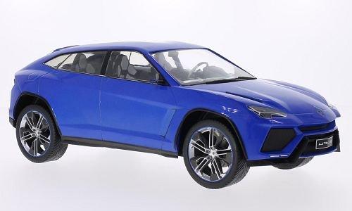 Lamborghini Urus   Metallic Blue  2012  Model Car  Ready Made  Mcg 1 18