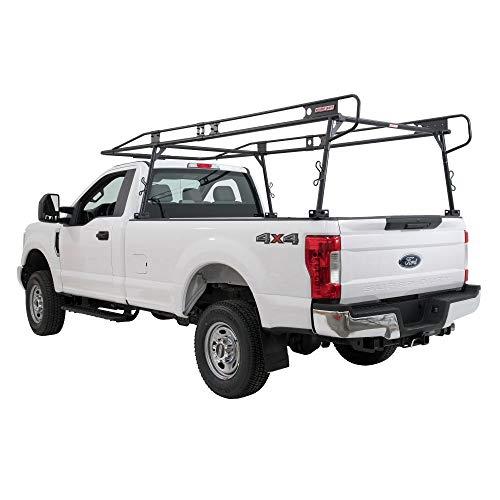 - Weatherguard Truck Rack, Steel, Full Size, 1000lb