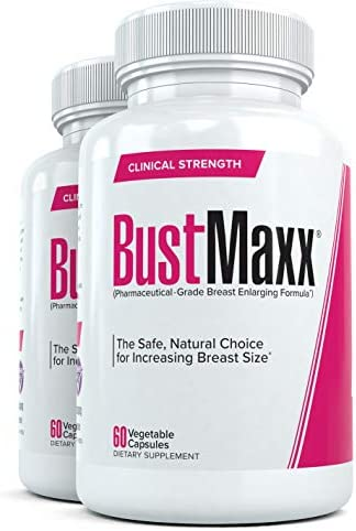 Bustmaxx Enlarging Enhancement Supplement Capsules product image