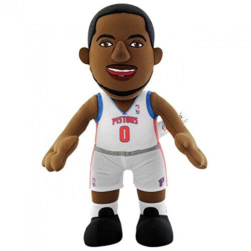 Bleacher Creatures NBA Detroit Pistons Andre Drummond Player Plush Doll, 6.5-Inch x 3.5-Inch x 10-Inch, Blue by Bleacher Creatures
