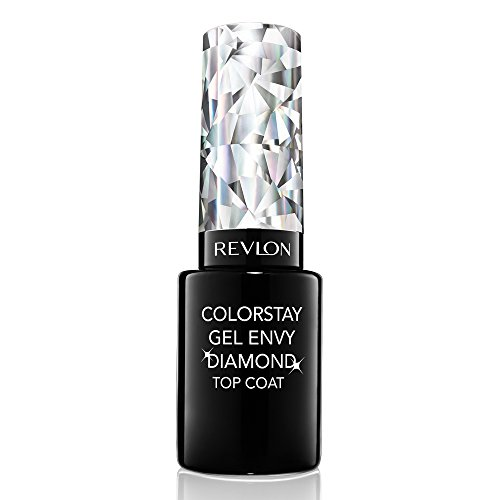 Long Lasting Ultra Shine Nail - Revlon ColorStay Gel Envy Longwear Nail Enamel, Diamond Top Coat