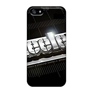 ADQ2985pTKh Case Cover, Fashionable Iphone 5/5s Case - Pittsburgh Steelers