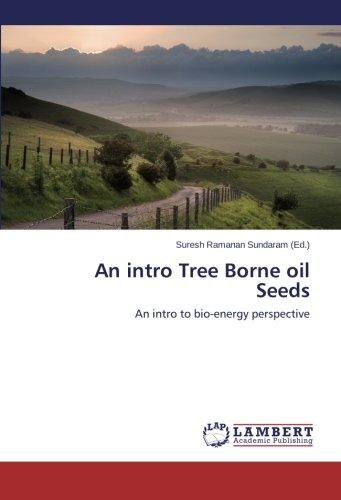 An intro Tree Borne oil Seeds: An intro to bio-energy perspective pdf epub