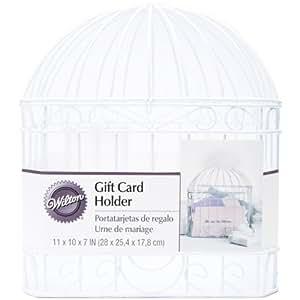 Wilton Reception Gift Card Holder, White