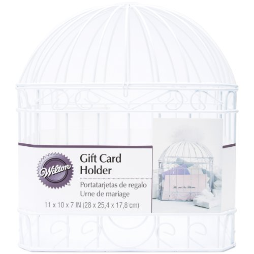 Wilton Reception Gift Card Holder, White