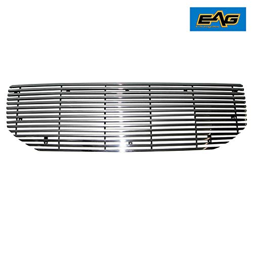 - EAG Horizontal Billet Grille Replacement for 07-12 Dodge Caliber