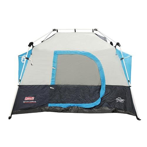 Coleman 4-Person Instant Cabin With Mini-Fly