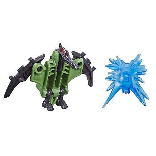 (Transformers Toy Generations War for Cybertron: Siege Battle Masters Wfc-S16 Pteraxadon Action Figure - Adults & Kids Ages 8 & Up, 1.5