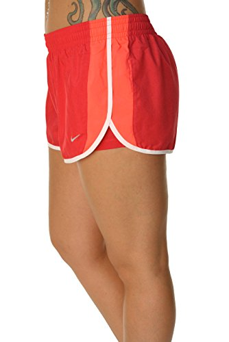 Nike Women's Dri-Fit Stay Cool Built In Inner Brief Running Shorts-Medium