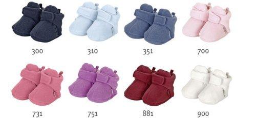 Sterntler Winter Baby Schuhe Gr. 17-18, Fb. 900 ecru