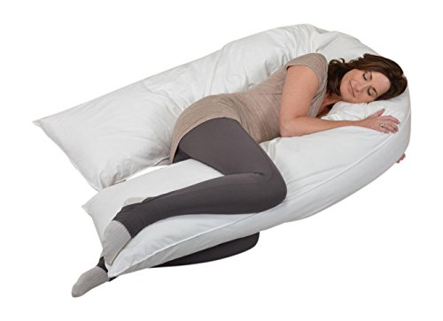 Oversized Total Body Pregnancy Maternity Pillow Full