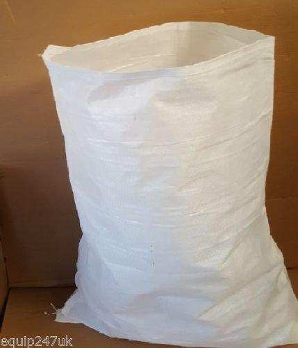 10/sacs tiss/és Equip247uk En polypropyl/ène 56/x 75/cm/- Solides Pour gravats