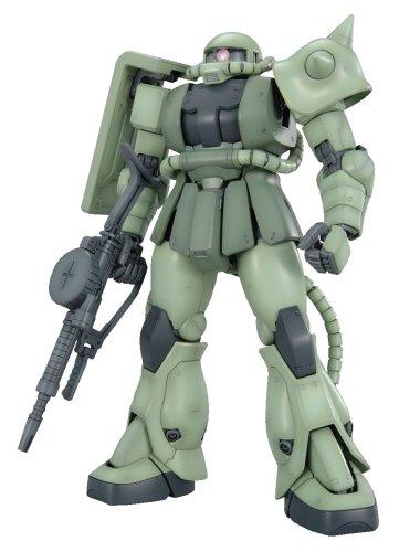 1/100 MG MS-06F ザクII Ver.2.0 「機動戦士ガンダム」の商品画像