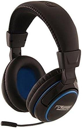 KMD PS4 Playstation4 Headset Pro Gamer Headset Black [Importación ...