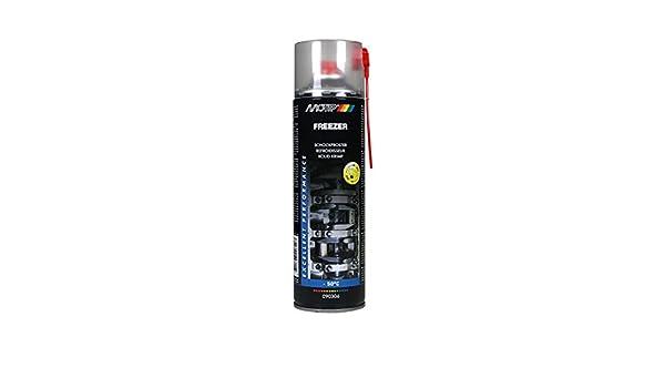 Motip m090306 Congelador, Spray de Pintura de Aerosol, 500 ml ...