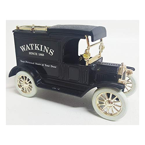ERTL Vintage Collectibles Ford Model-T Watkins Products Die-Cast Truck Bank #5575 -