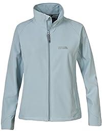 Wendy Kids Windproof Lightweight Softshell Coat Girls Waterproof Jacket