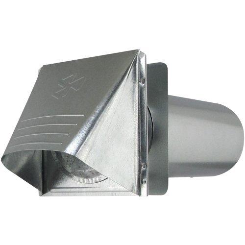 Portable, Deflecto GVH4 4-Inch Galvanized Vent Hood Consumer Electronic Gadget Shop by Portable4All