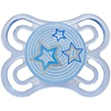 MAM Perfect Silicone Pacifier, Assorted Colors, 0-6 Months